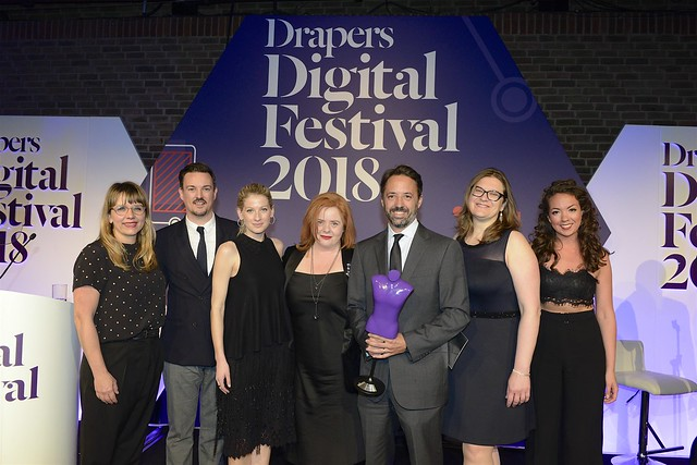 Drapers Digital Festival 2018 - Evening