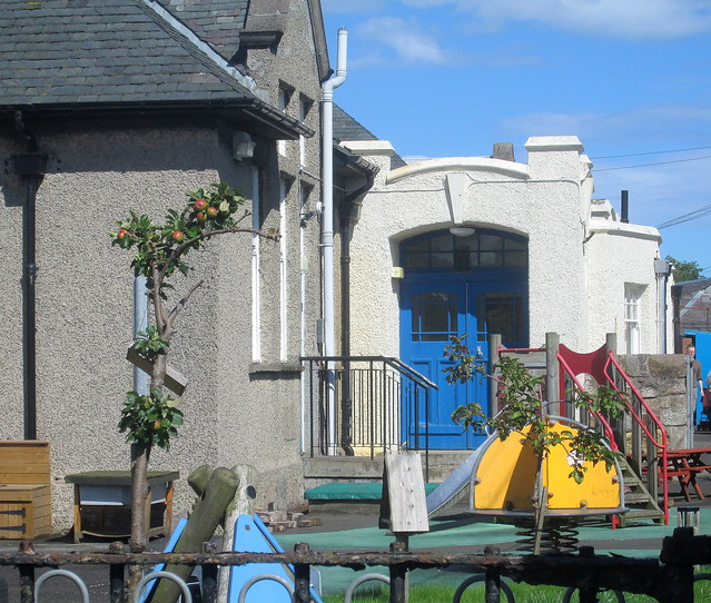 Entrance, Pittenweem Primary School