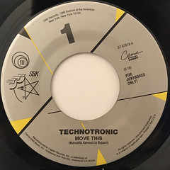 TECHNOTRONIC:MOVE THIS(LABEL SIDE-A)