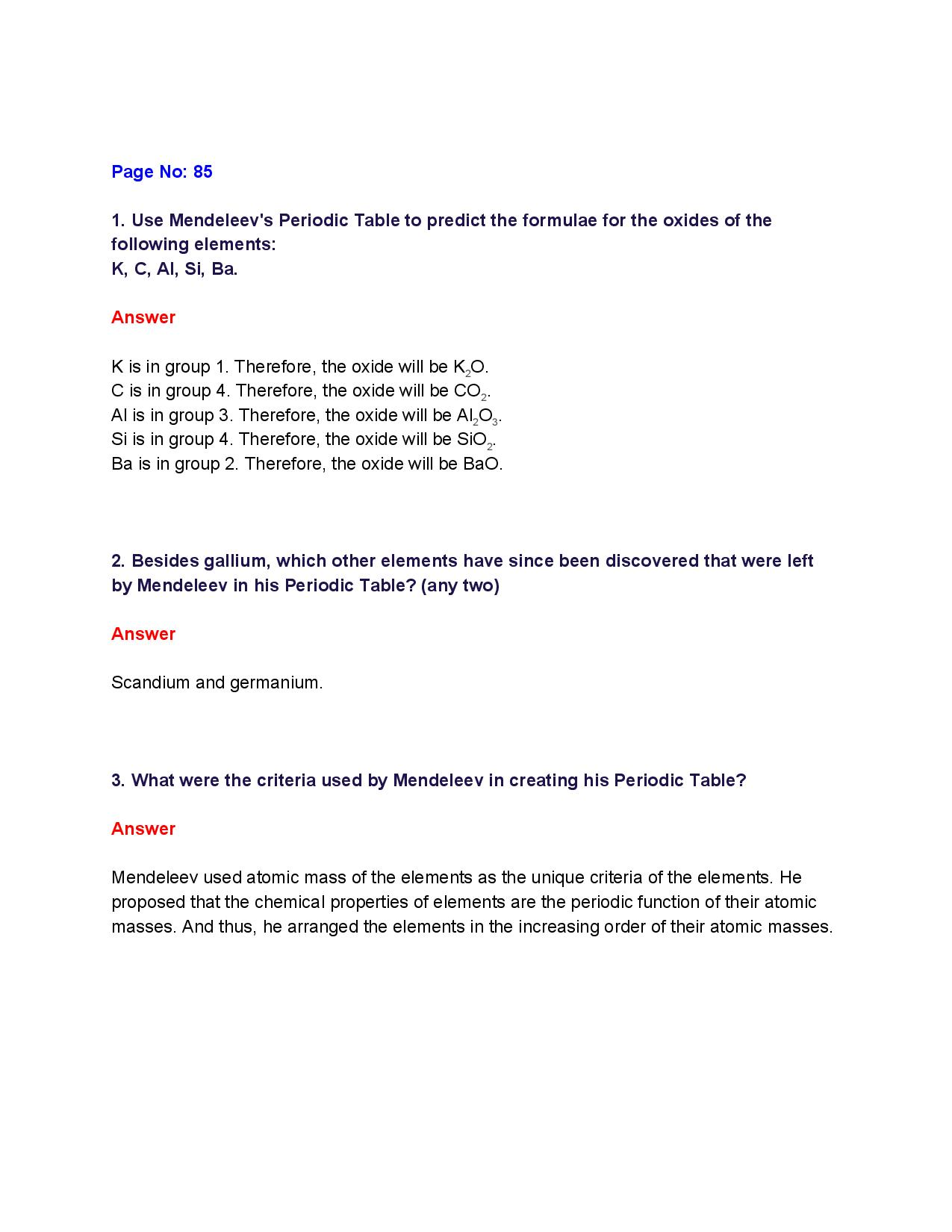 NCERT Solutions for Class 10th_ Ch 5 Periodic Classification of Elements Science-page-002