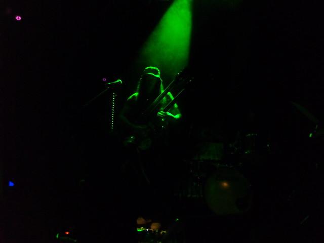 Saturnia at Musicbox