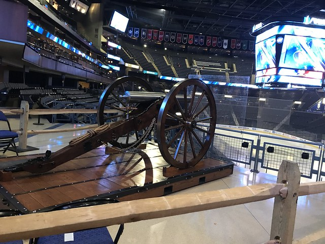 6 - blue jackets cannon