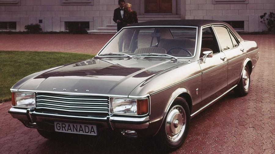 Ford Granada 1972