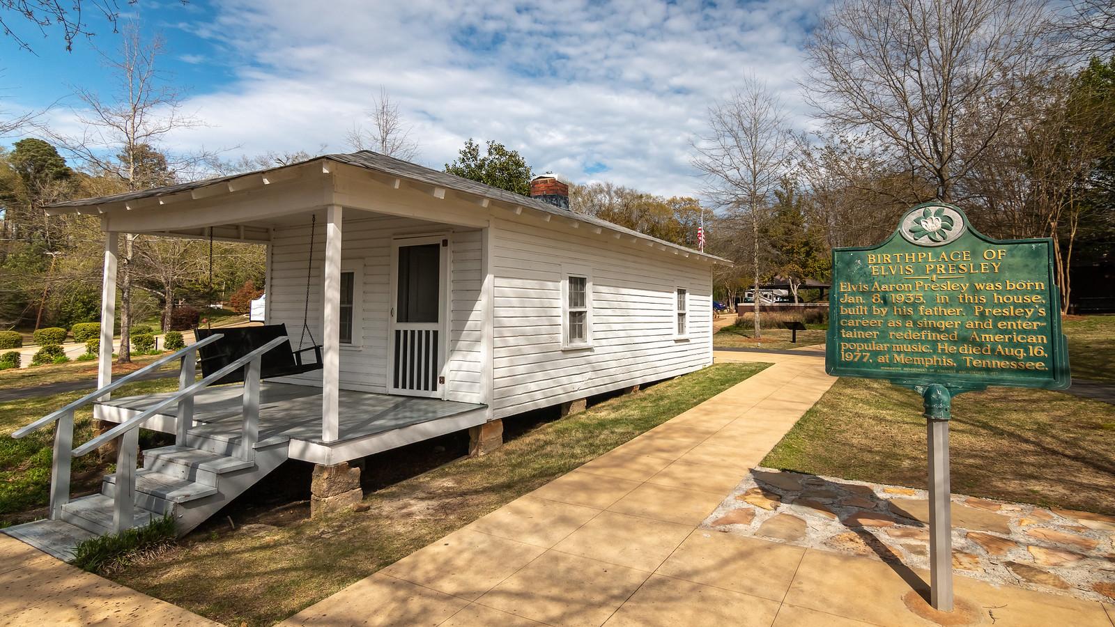Tupelo - Mississippi - [USA]