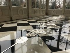 British Embassy Paris - Cornelia Parker