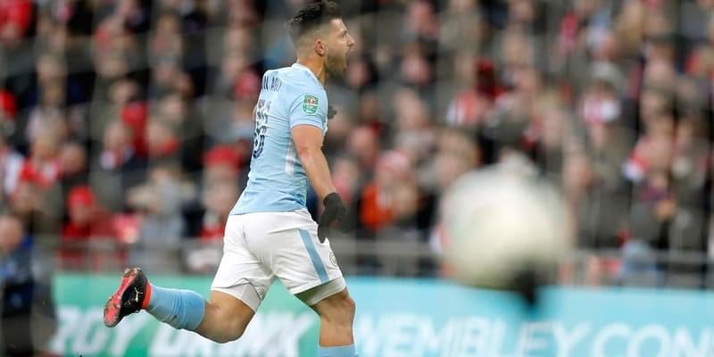 Sergio Aguero Tidak Akan Bermain Saat Menghadapi Tottenham Hotspur