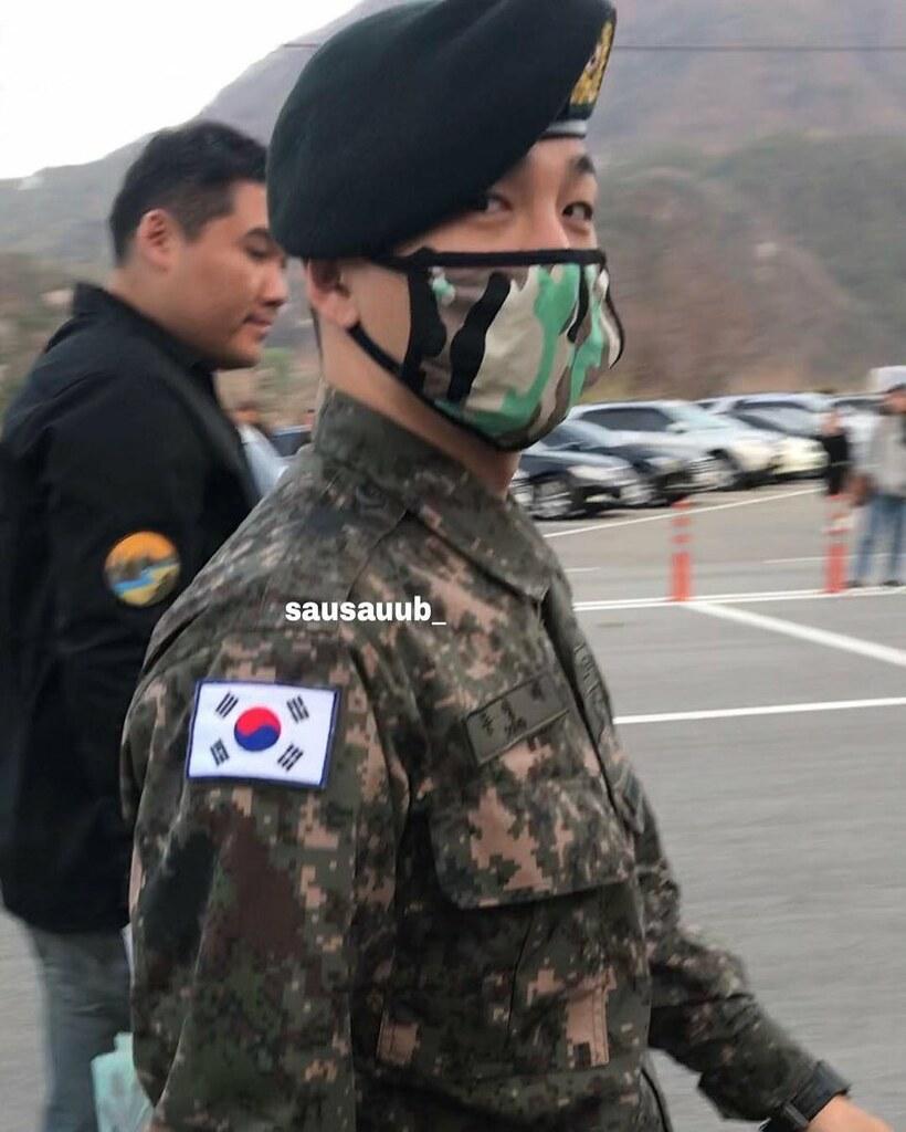 BIGBANG via onebluemouse - 2018-04-18  (details see below)