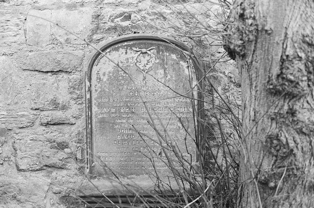 Old Calton Burial Ground, Edinburgh