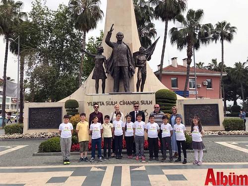Alanya Kent Konseyi Çocuk Meclisi 23 Nisan bildirisi