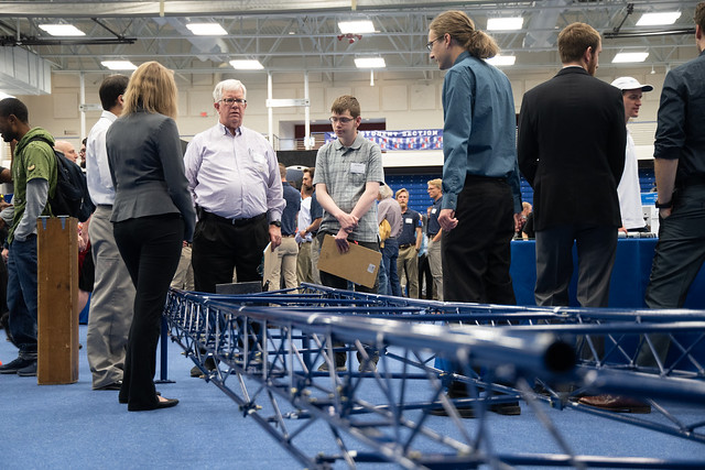 2018 CECS Senior Design Fair
