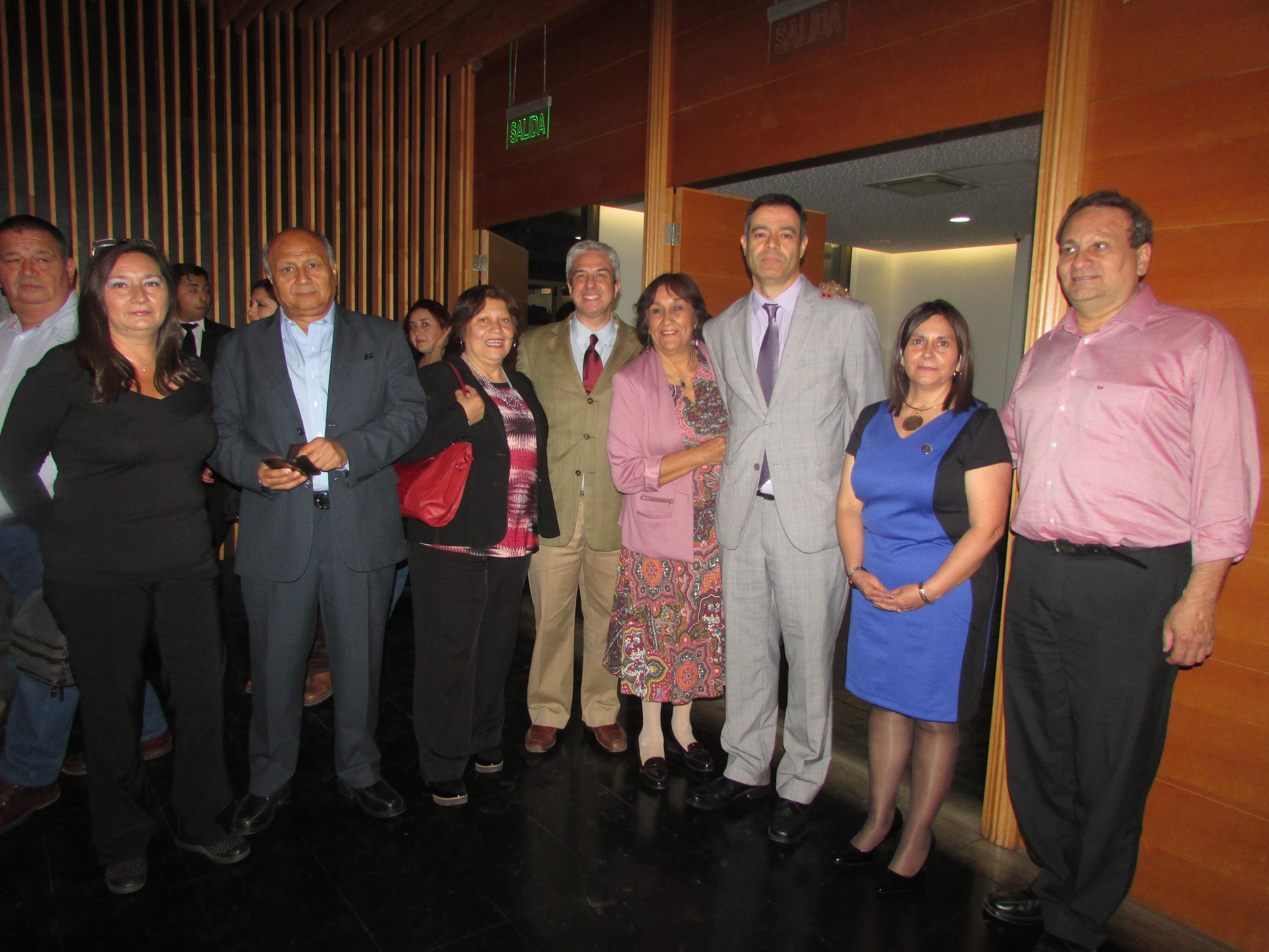AET Santiago celebró su Aniversario N°79 con una cena de camaradería para todos sus socios y socias - 27 Abril 2018