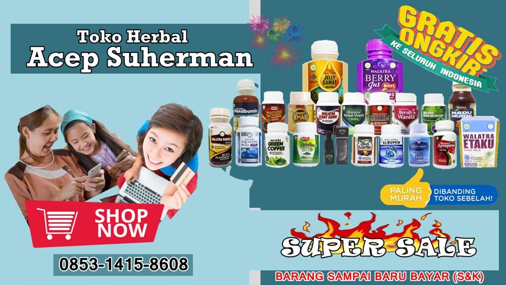 Toko Acep Herbal Banting Harga
