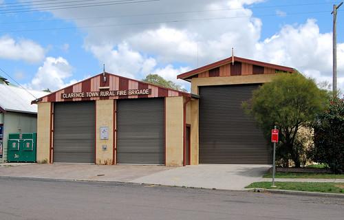 Rural Fire Brigade, Raymond Terrace, NSW.