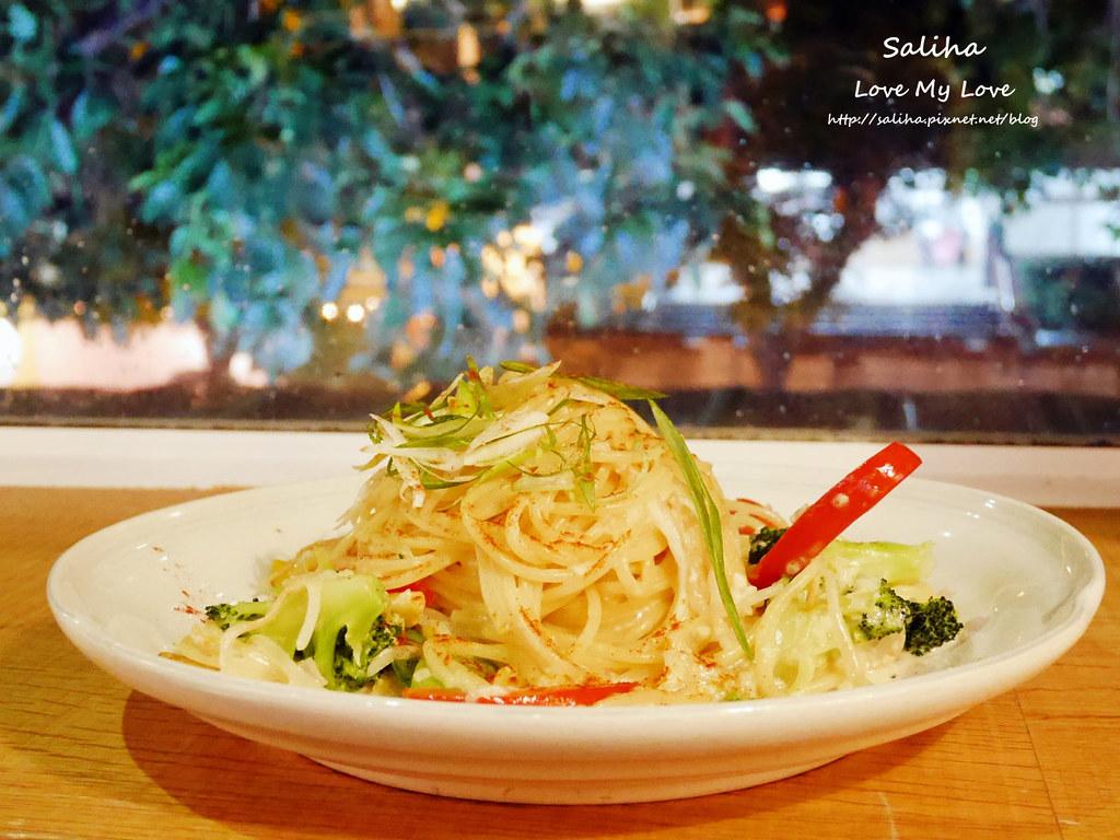 貳樓餐廳蔬食素食義大利麵推薦