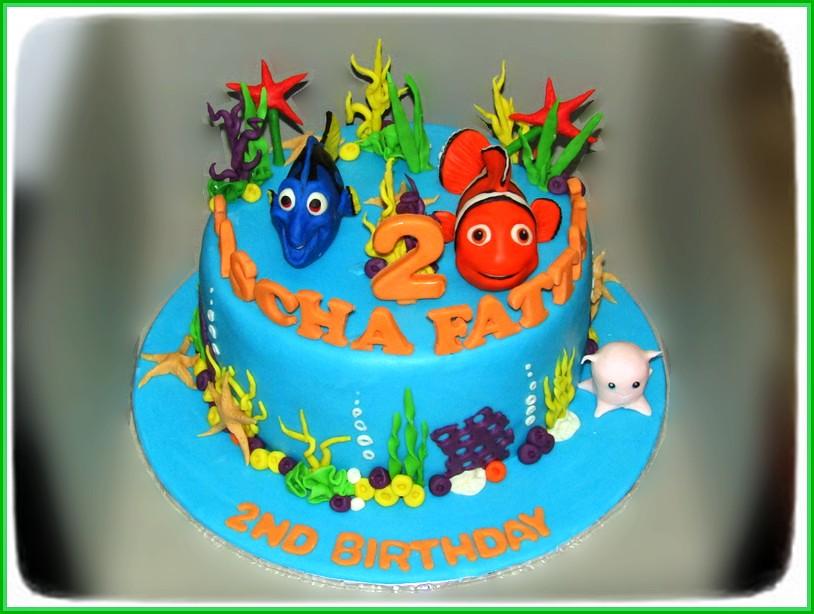 Cake Nemo JASCHA FATTAN 20 cm