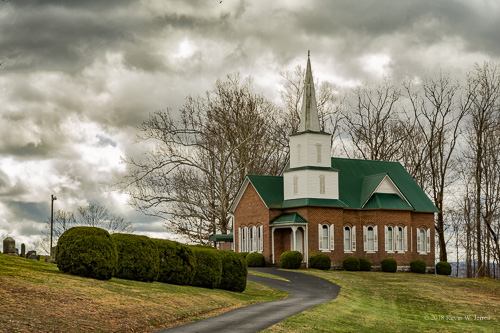 churches presbyterian surgoinsville hawkinscounty tennessee historic nationalregisterofhistoricplaces christianity faith brickbuildings ruralchurches backroadphotography nikond7200 niksoftware countryroads countrychurches