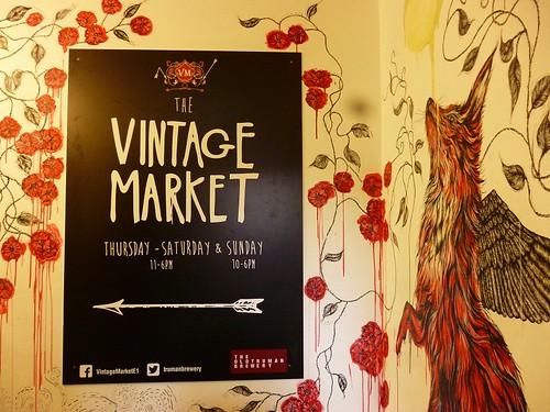 Brick Lane Vintage Market 1