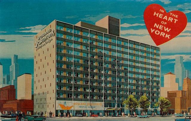 Howard Johnson's Motor Lodge and Restaurant New York City,NY
