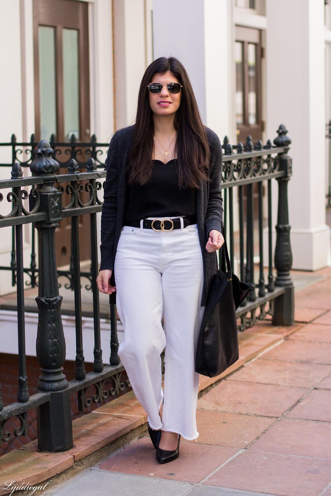 black scalloped tank, white wide leg jeans, grey cashmere cardigan-7.jpg