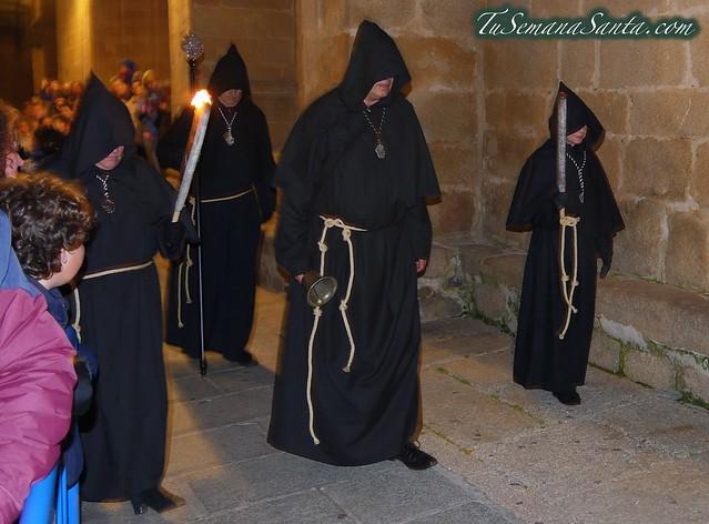 Procesión del Cristo Negro. Miércoles Santo
