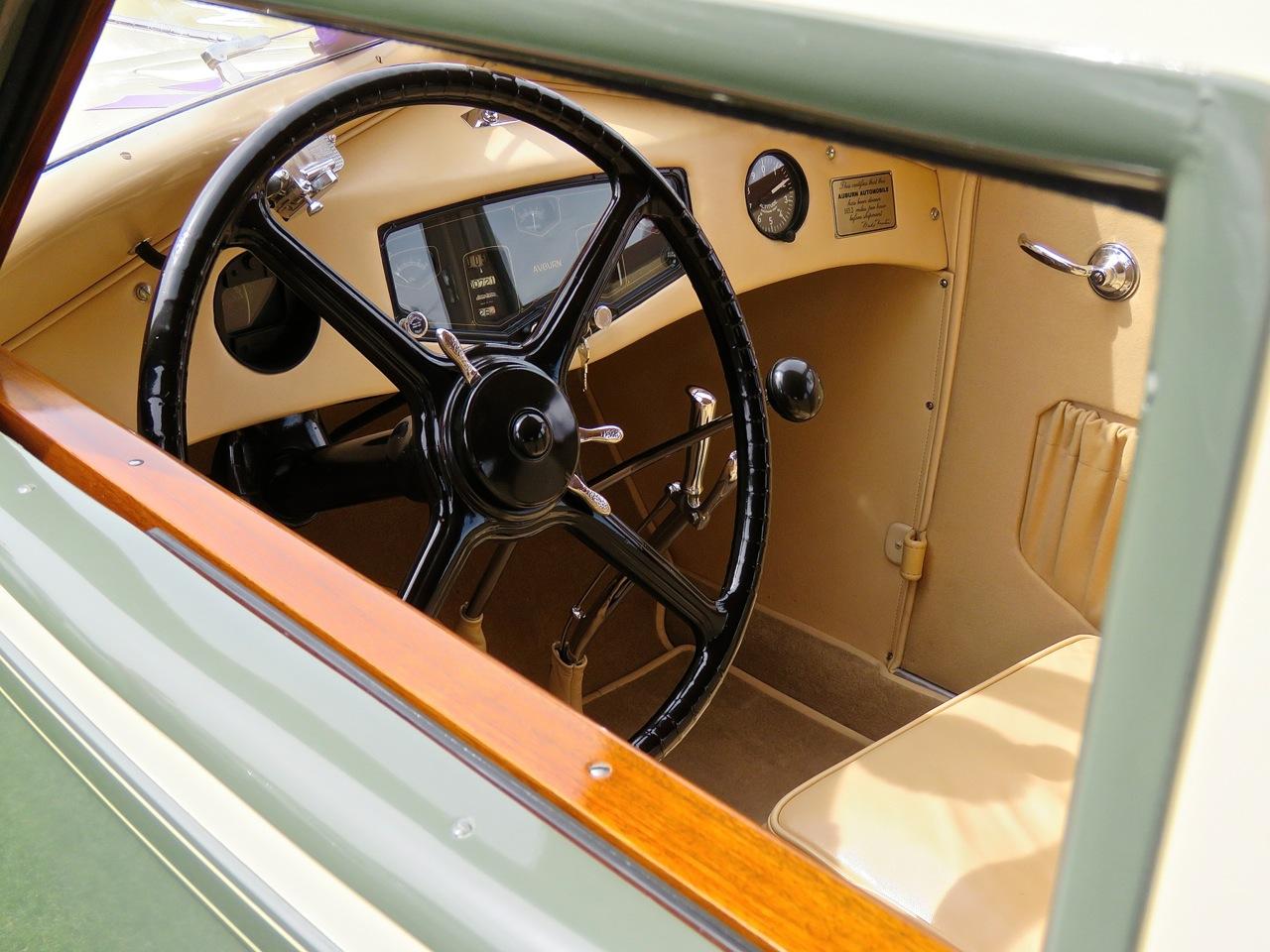 1929 Auburn Cabin Speedster 2