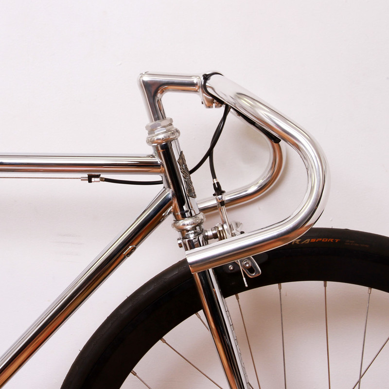 Steel Era Single Speed Chrome Edition