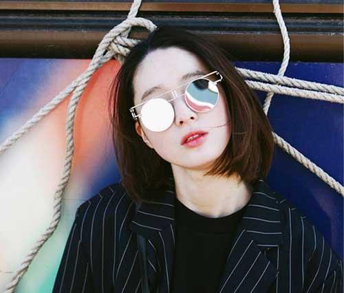 Korean Haircuts For Teens & Women's 2018 1