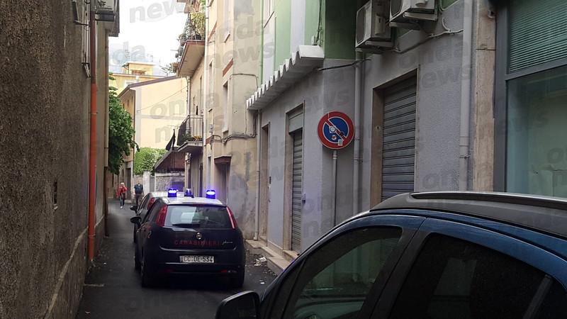 Giallo a Sapri, trovato cadavere di un'anziana: fermato il marito