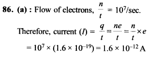 NEET AIPMT Physics Chapter Wise Solutions - Current Electricity explanation 86
