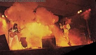 Queen live @ Sydney - 1976