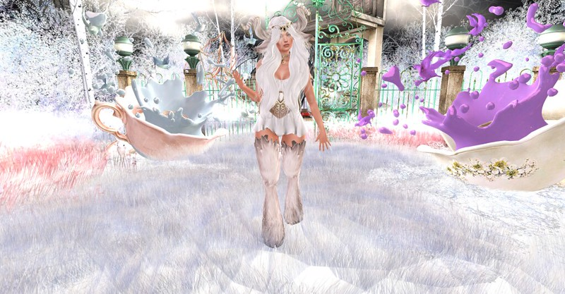 The Snow Faun