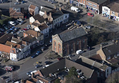 swaffham norfolk cornexchange growyourbusiness costas above aerial nikon d810 hires highresolution hirez highdefinition hidef britainfromtheair britainfromabove skyview aerialimage aerialphotography aerialimagesuk aerialview drone viewfromplane aerialengland britain johnfieldingaerialimages fullformat johnfieldingaerialimage johnfielding