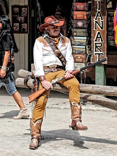 Cowboy / Pullman City Eging