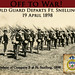 04-19-Old Guard departs Ft. Snelling