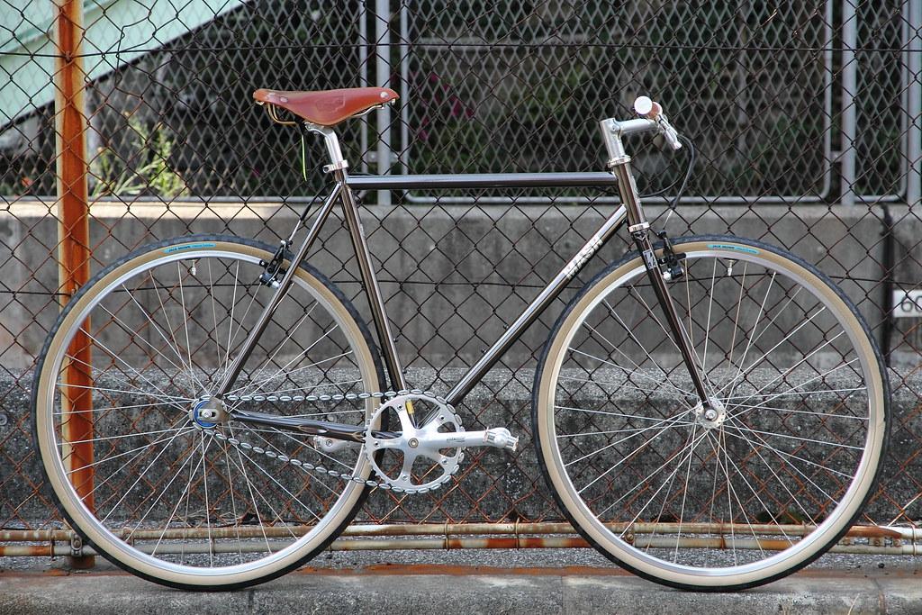 mash steel built by blue lug customer s bike catalog