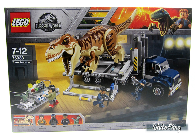LEGO Jurassic World Zia Rodriguez MINIFIG brand new from Lego set #75933
