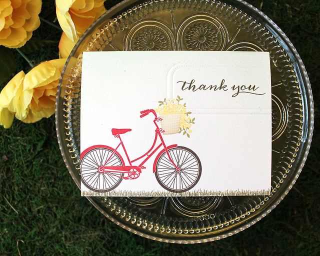 LizzieJones_PapertreyInk_SimpleToSpectacular_PedalPusher_SimpleThankYouCard