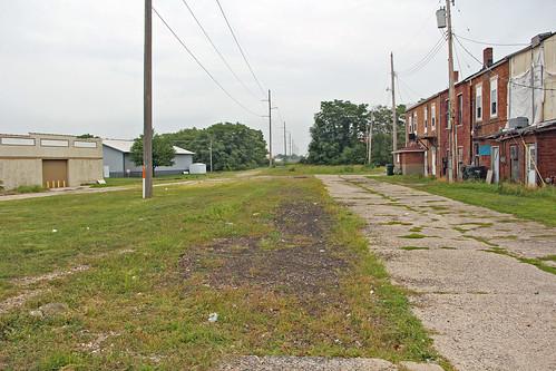 mattoonillinois newyorkcentral railroadsofmattoonillinois abandonedrailroads