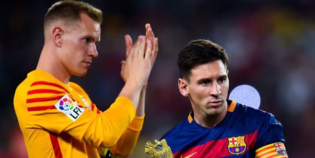 Lionel Messi dan Marc-Andre Diragukan Akan Tampil Untuk Melawan Sevilla