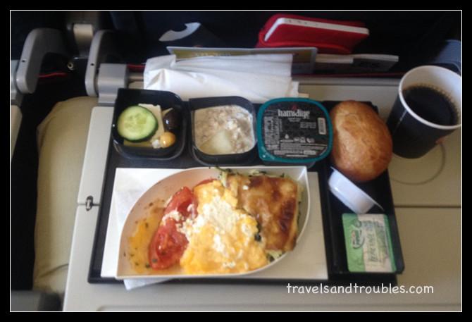 Roerei - Turkish Airlines