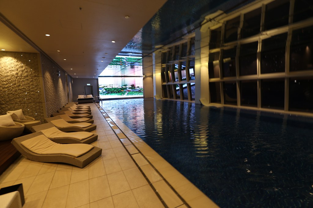 Ritz-Carlton Hong Kong Pool and Gym 31