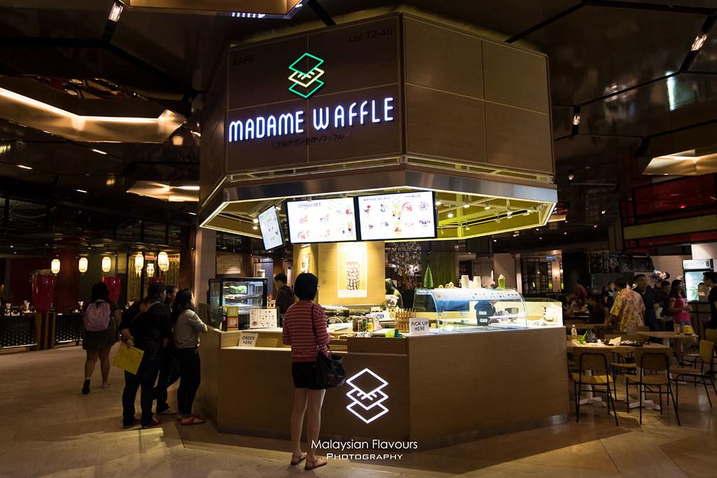 madame waffle sky avenue genting