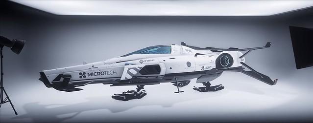Star Citizen - Microtech Razor Showroom
