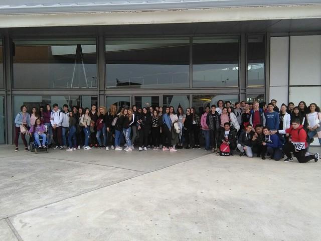 Visita al Parque de las Ciencias de Granada