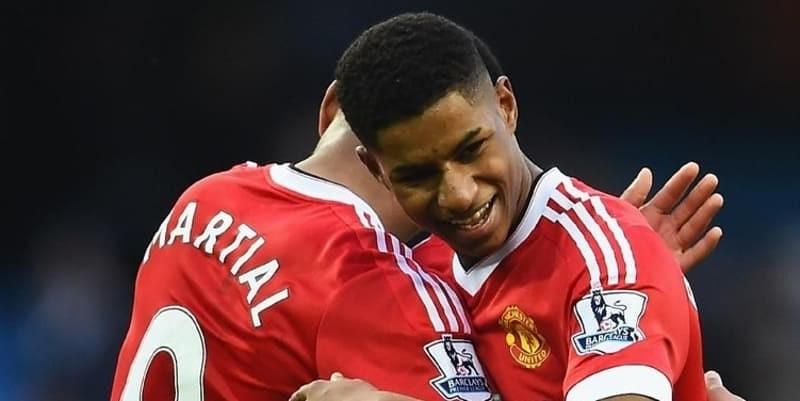Jose Mourinho Membantah Keras Tentang Ketidakbetahan Anthony Martial dan Marcus