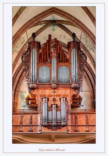 Église abbatiale de Marmoutier (Bas-Rhin, Alsace, France)