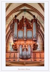 Église abbatiale de Marmoutier (Bas-Rhin, Alsace, France) - Photo of Phalsbourg