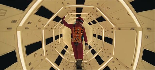 2001 A Space Odyssey - Corridor