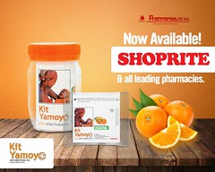 Kit Yamoyo Poster - Shoprite Supermarket