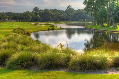 Golfing Daytona Beach